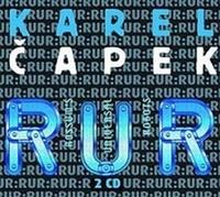 R.U.R. - 2 CD (audiokniha)