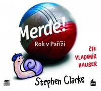 Merde! Rok v Paříži - MP3 CD (audiokniha)