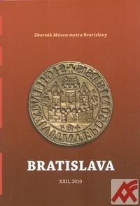 Bratislava XXII. Zborník Múzea mesta Bratislavy 2010