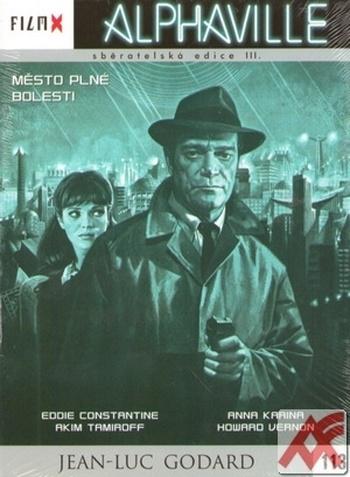 Alphaville - DVD (Film X III.)