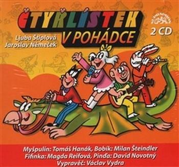 Čtyřlístek v pohádce - 2 CD (audiokniha)