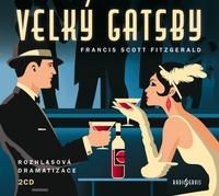 Velký Gatsby - 2CD (audiokniha)