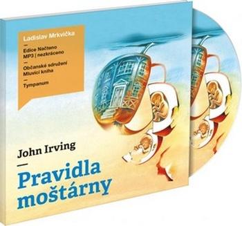 Pravidla moštárny - 3 CD MP3 (audiokniha)
