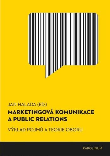 Marketingová komunikace a public relations