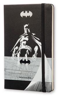 Batman zápisník, čistý černý L