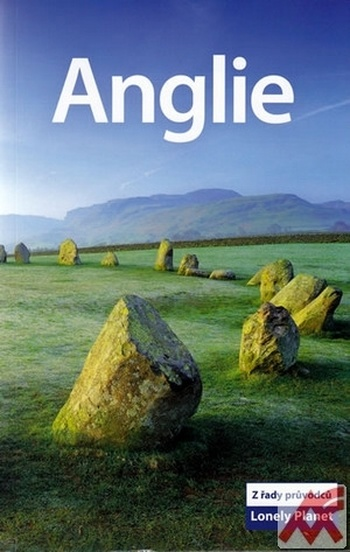 Anglie - Lonely Planet