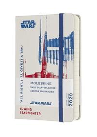 Star Wars denní diář Moleskine 2020 S