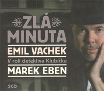 Zlá minuta - 2 CD (audiokniha)