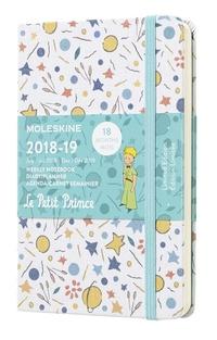 Malý princ plánovací zápisník 2018-2019 S