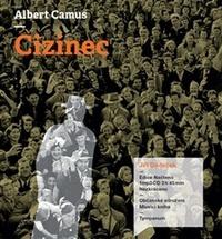 Cizinec - CD (audiokniha)