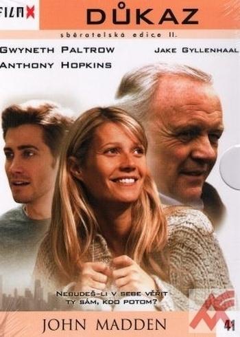Důkaz - DVD (Film X II.)
