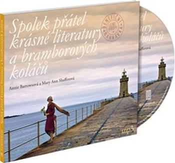Spolek přátel krásné literatury a bramborových koláčů - CD MP3 (audiokniha)