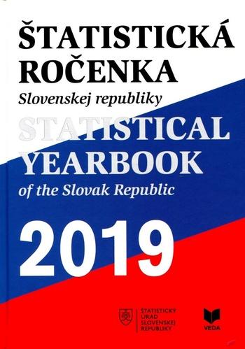 Štatistická ročenka SR 2019 / Statistical Yearbook of the Slovak Republic 2019