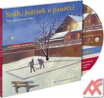 Sníh, Ježíšek a panáčci - CD (audiokniha)