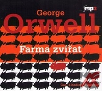 Farma zvířat - MP3 CD (audiokniha)