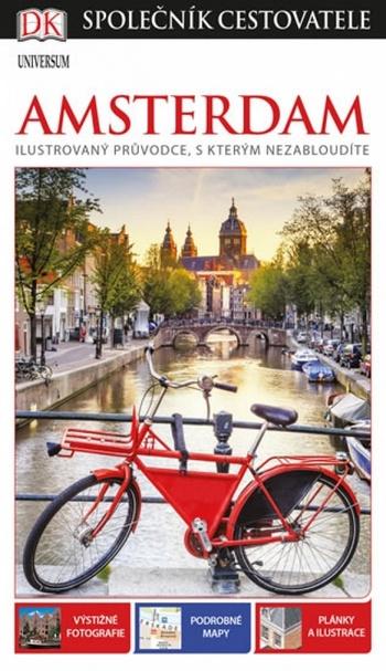 Amsterdam - společník cestovatele