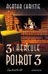 3x Hercule Poirot 3 (české vydanie)