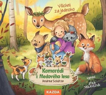 Kamarádi z Medového lesa 3 - CD (audiokniha)