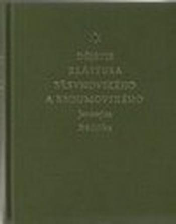 Dějepis kláštera břevnovského a broumovského