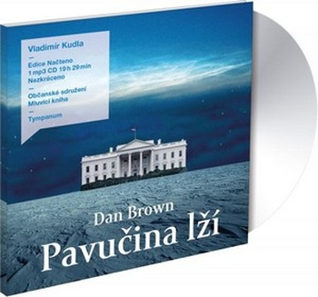 Pavučina lží - 2CD MP3 (audiokniha)