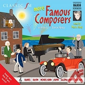 More Famous Composers - 2 CD (audiokniha)