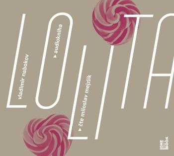 Lolita - MP3 CD (audiokniha)