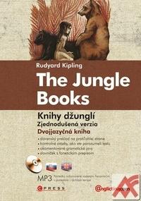 Knihy džunglí / The Jungle Books + CD