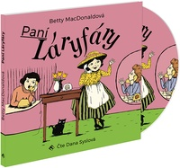 Paní Láryfáry - CD MP3 (audiokniha)