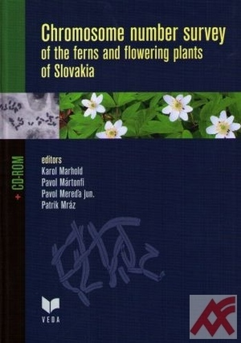 Chromosome Number Survey of the Ferns and Flowering Plants of Slovakia + CD-ROM