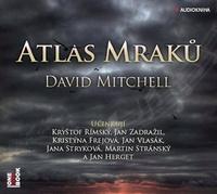 Atlas mraků - 2 CD MP3 (audiokniha)