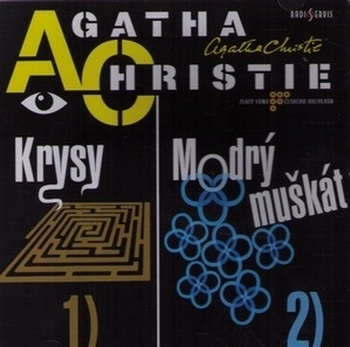 Krysy / Modrý muškát - CD (audiokniha)