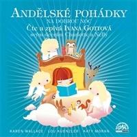 Andělské pohádky na dobrou noc - CD (audiokniha)