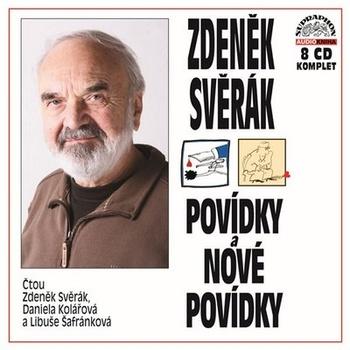 Povídky a Nové povídky - 8 CD (audiokniha)