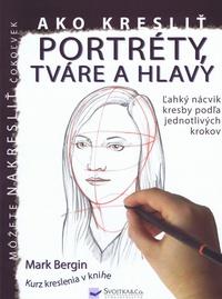 Ako kresliť portréty, tváre a hlavy