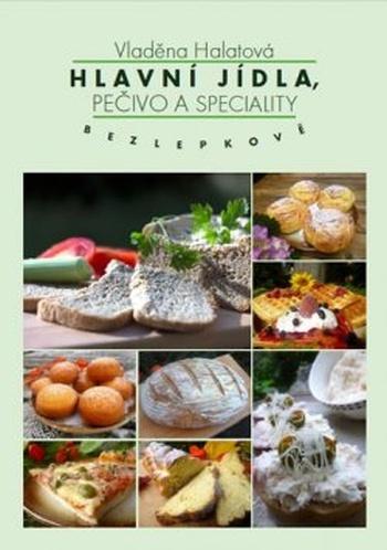 Hlavní jídla, pečivo a speciality - bezlepkově