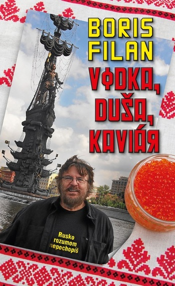 Vodka, duša, kaviár