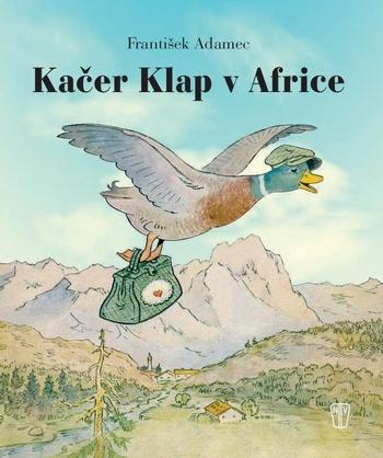 Kačer Klap v Africe