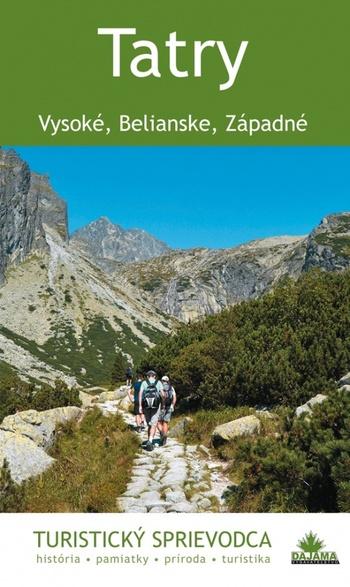 Tatry - turistický sprievodca