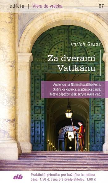 Za dverami Vatikánu