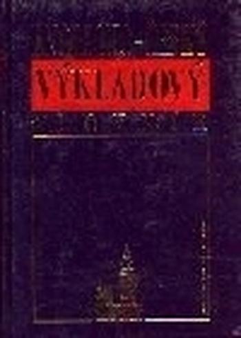 Anglicko-český výkladový slovník Cobuild