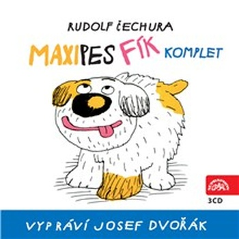 Maxipes Fík (komplet)