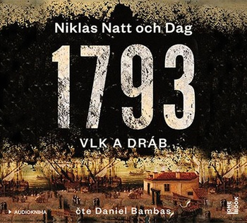 1793. Vlk a dráb - 2CD MP3 (audiokniha)