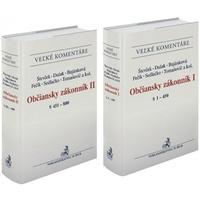 Občiansky zákonník 1. a 2. diel