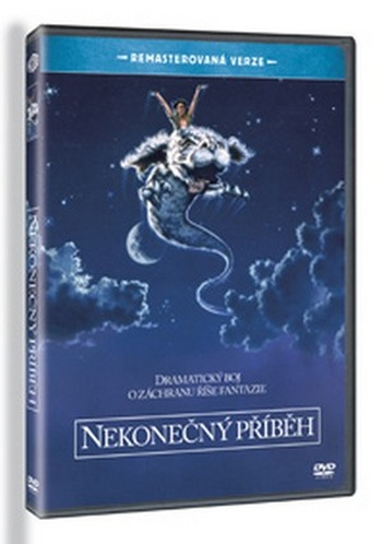 Nekonečný příběh - DVD