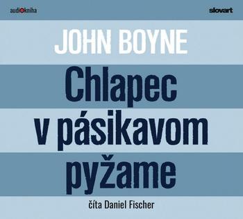 Chlapec v pásikavom pyžame - CD (audiokniha)