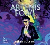 Artemis Fowl - CD (audiokniha)