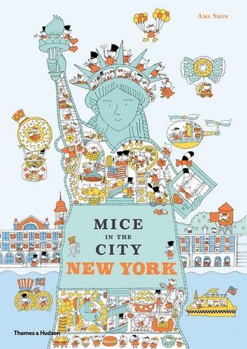Mice in the City: New York