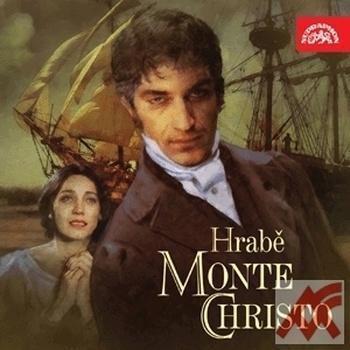 Hrabě Monte Christo - 3 CD (Supraphon)