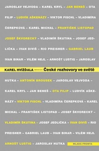 České rozhovory ve světě
