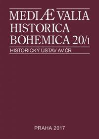 Mediaevalia Historica Bohemica 20/1 2018